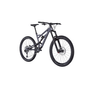 "VOTEC VE Pro - Enduro Fully 27,5"" - black-grey"